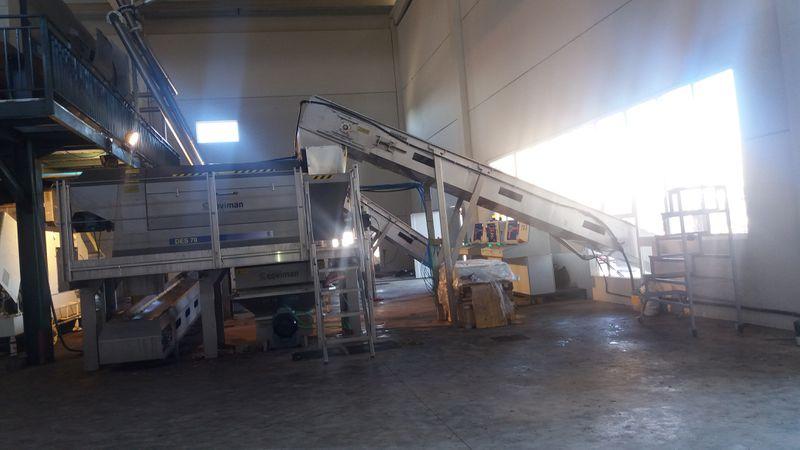 Fabricante de maquinaria vinicola